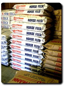 Feed and Supplies for your horses
